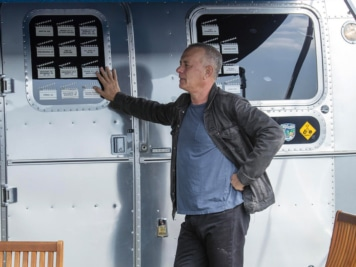 The Airstream Tom Hanks Called Home for 20 Years is Up for Grabs