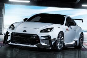 Toyota gr86 concept feature