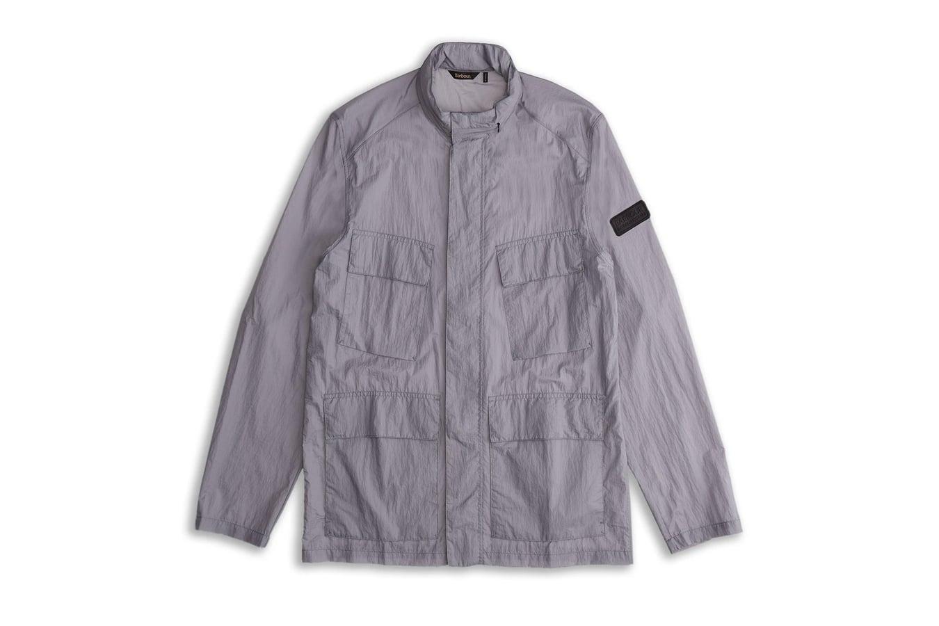 barbour international atholl jacket