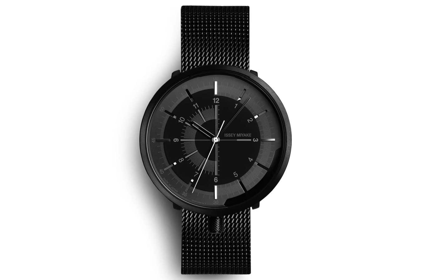issey miyake 16 mechanical watch