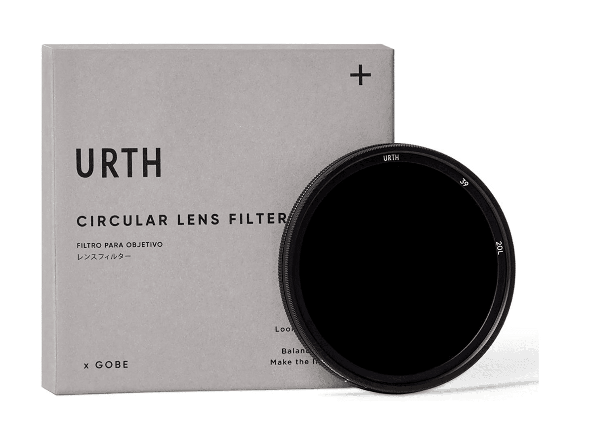 Urth x gobe variable nd lens filter