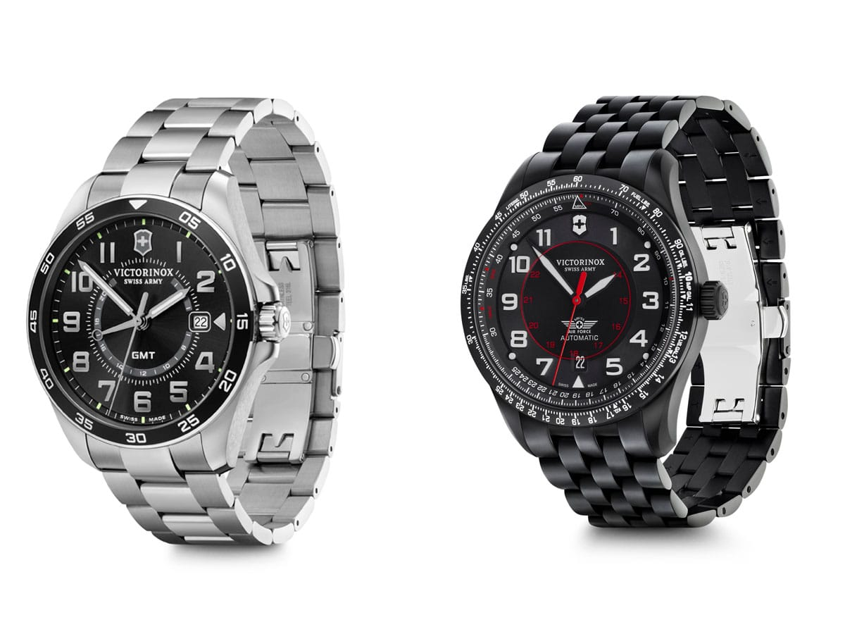 Victorinox releases two new pieces