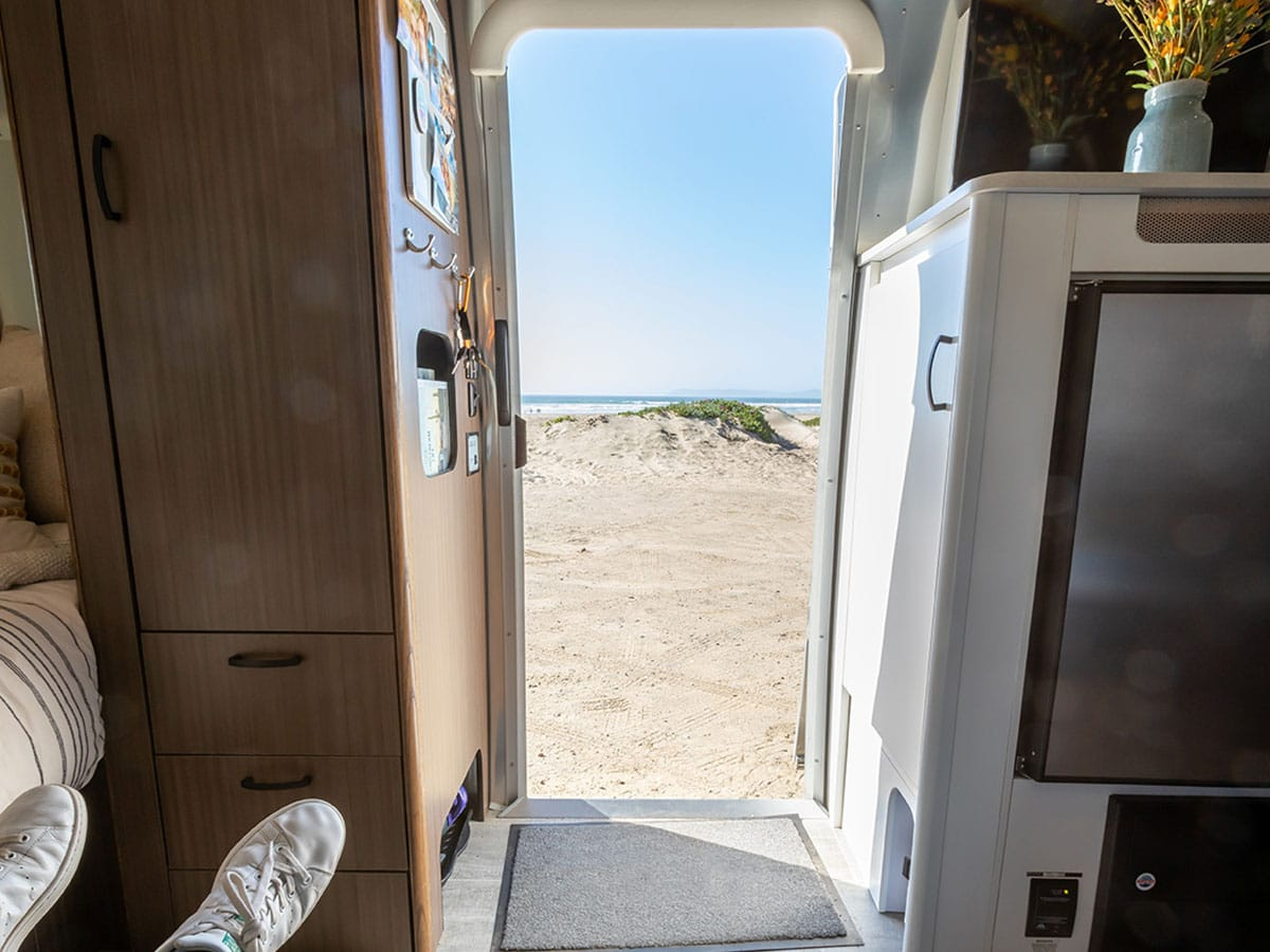 Win an airstream caravel and a 2021 ford f 150 to tow it 2