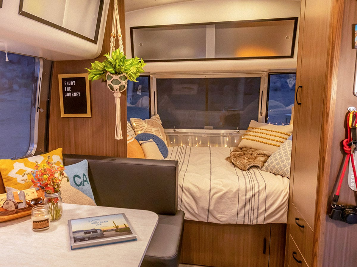 Win an airstream caravel and a 2021 ford f 150 to tow it 5
