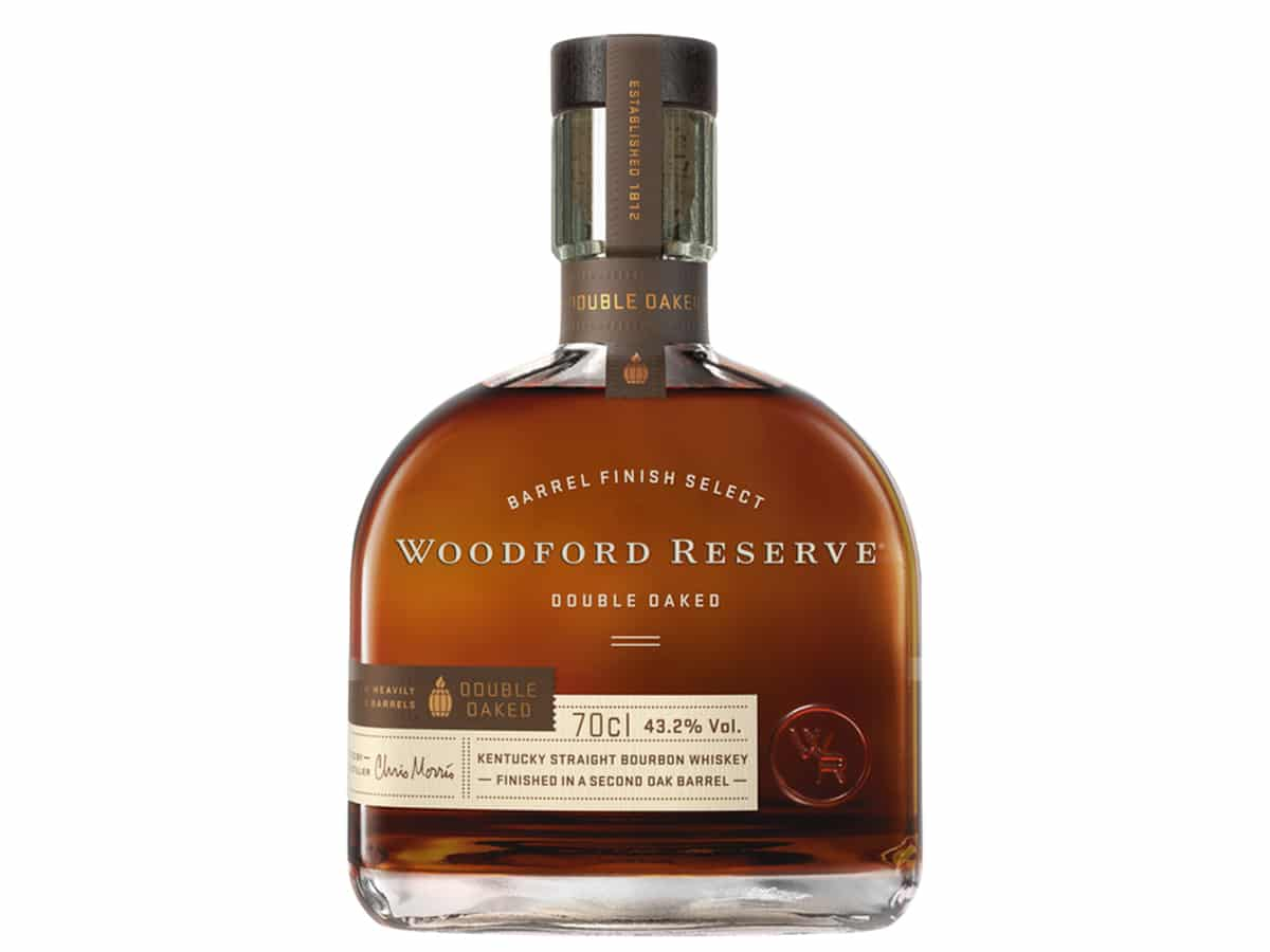 Woodford reserve double oaked 3