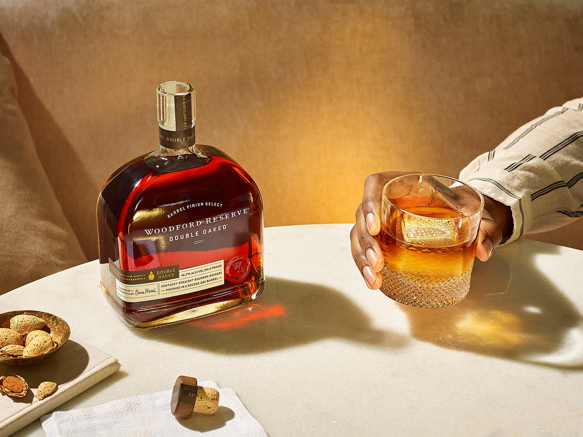 Woodford reserve doulbe oaked 2