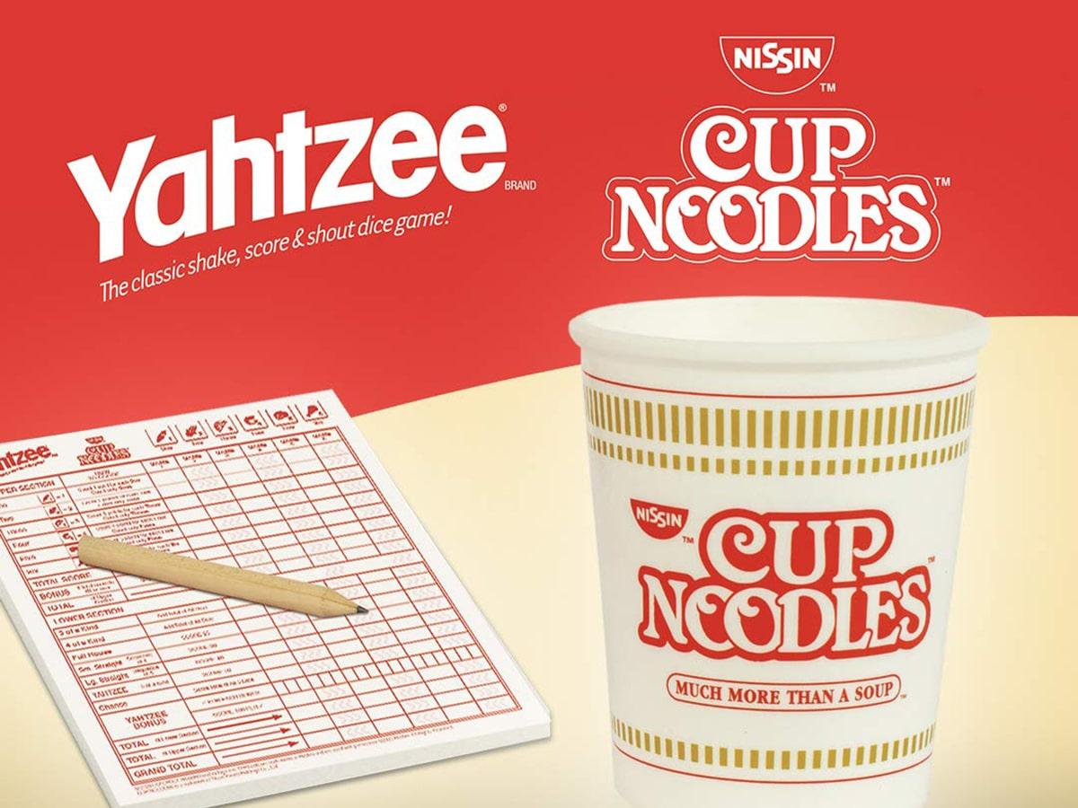 Yahtzee cup noodles special edition 3