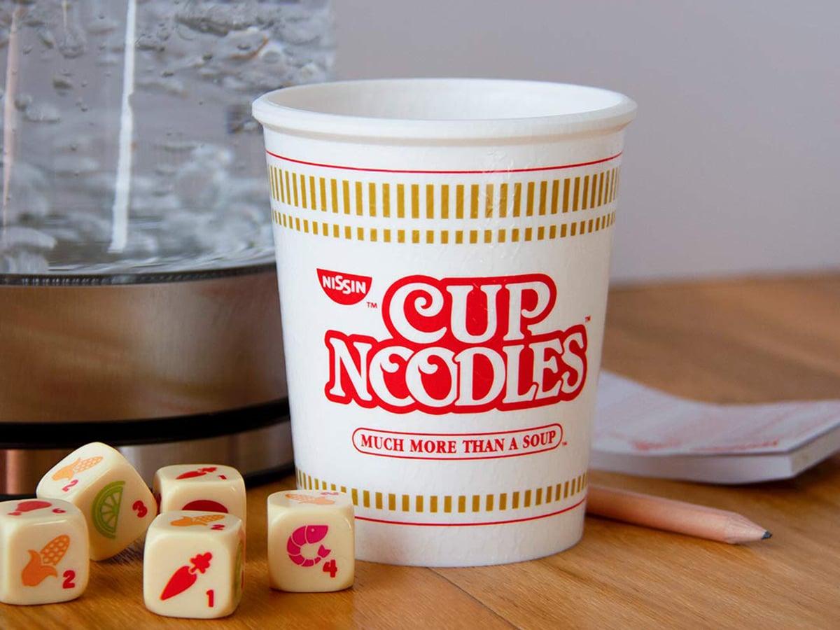 Yahtzee cup noodles special edition 4