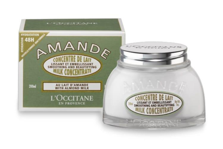 amande body lotion