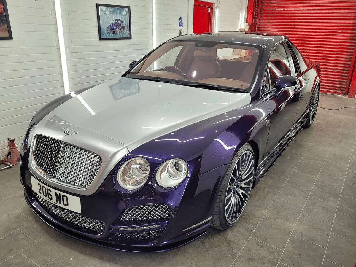 Bentley Truck