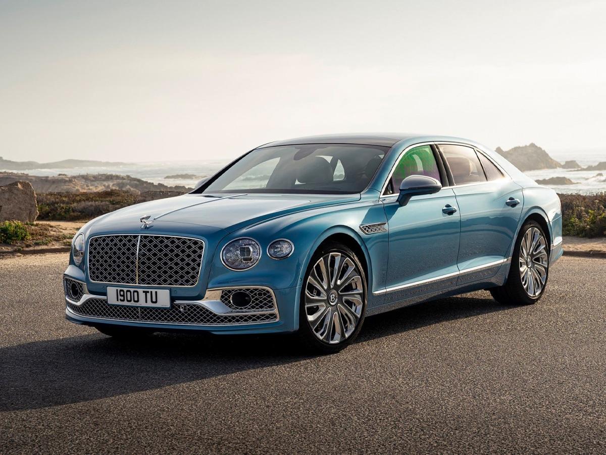 Bentley flying spur mulliner 2022