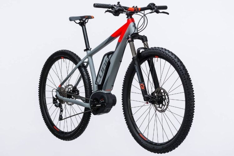 gorgeous color electric bicycle