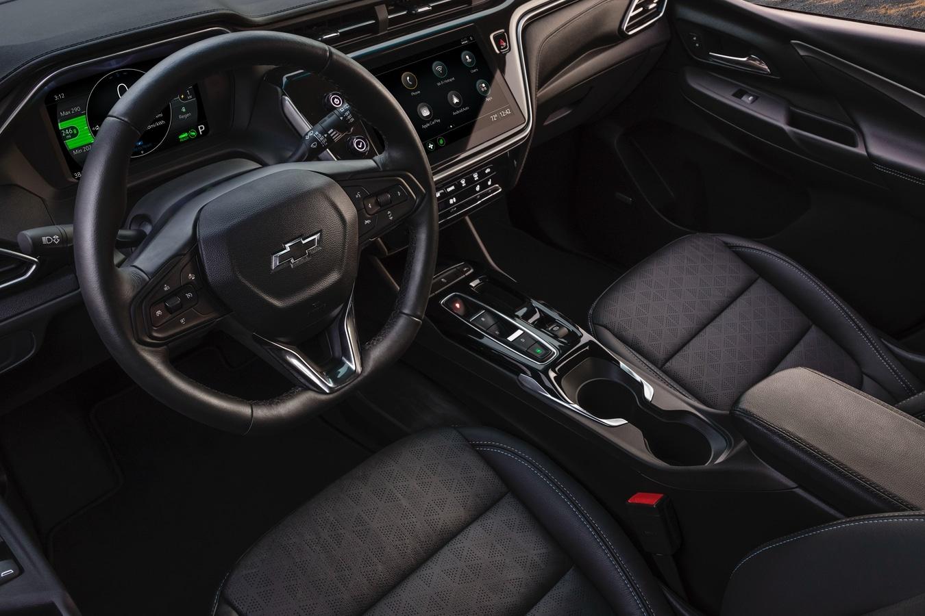 Chevy bolt 2022 ev car