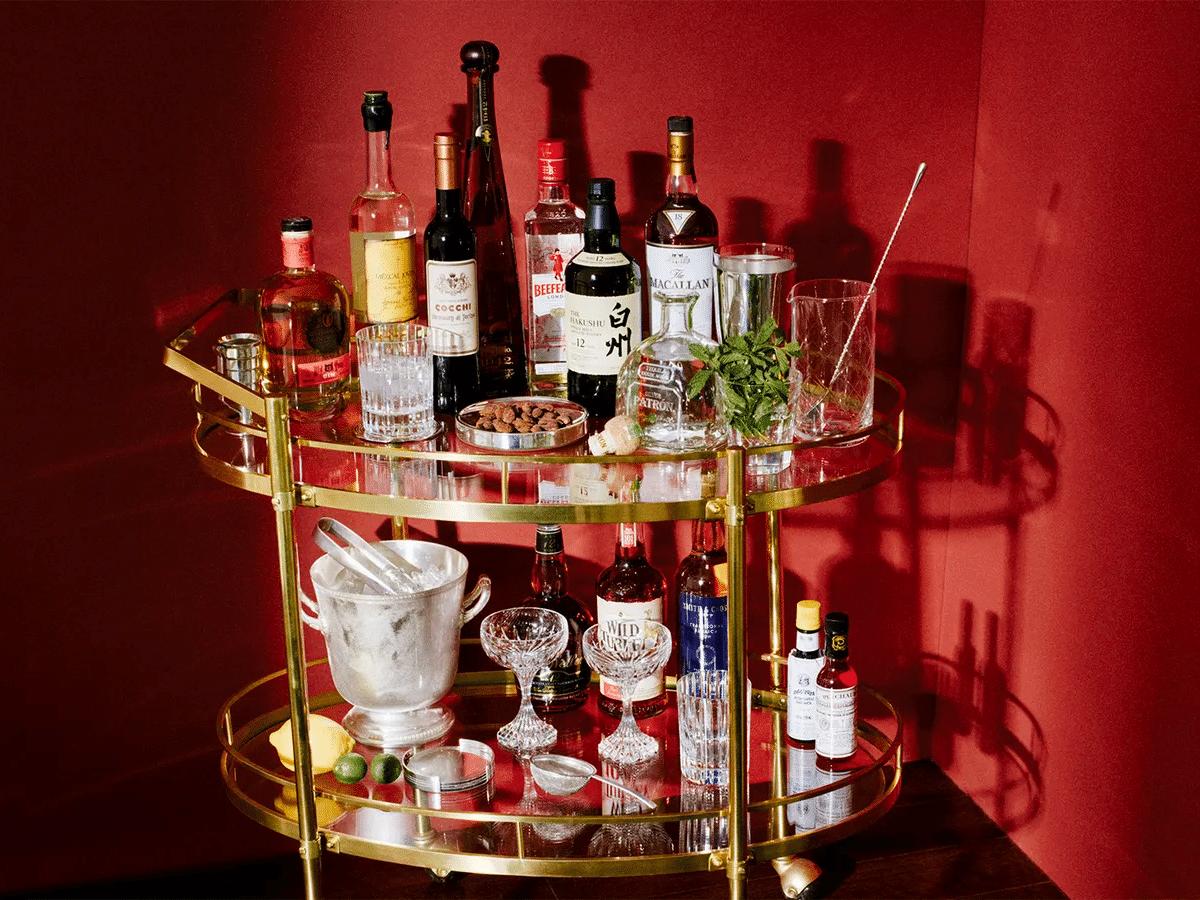 Home Cocktail bar