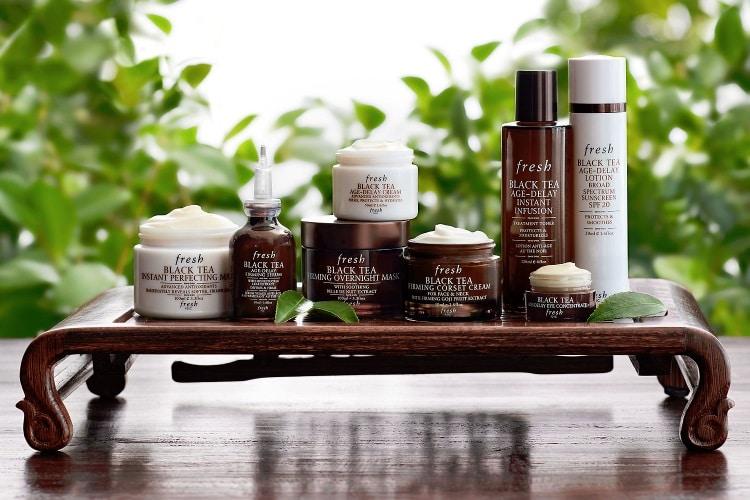 fresh skin care