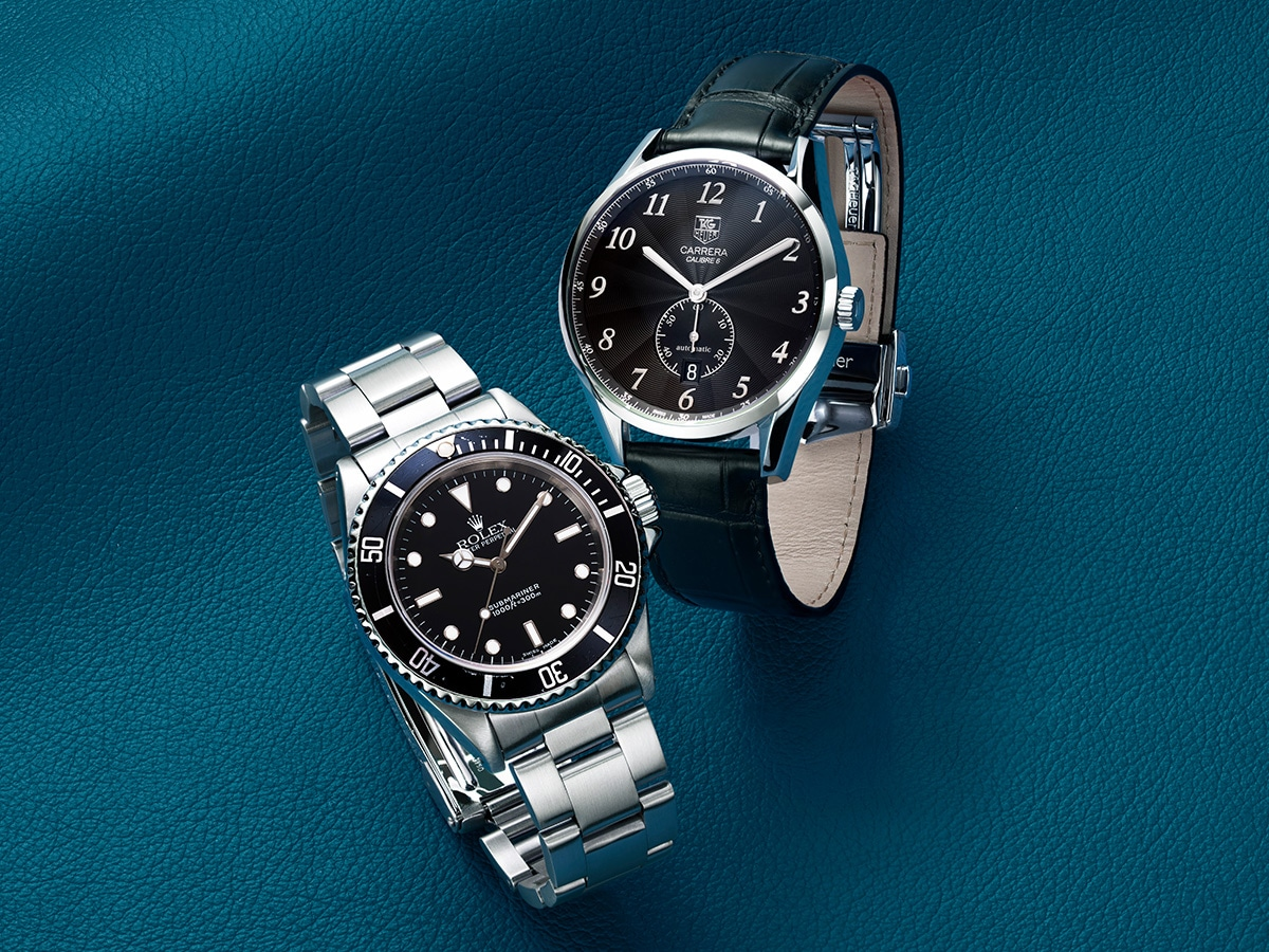 Ebay luxury watches 2