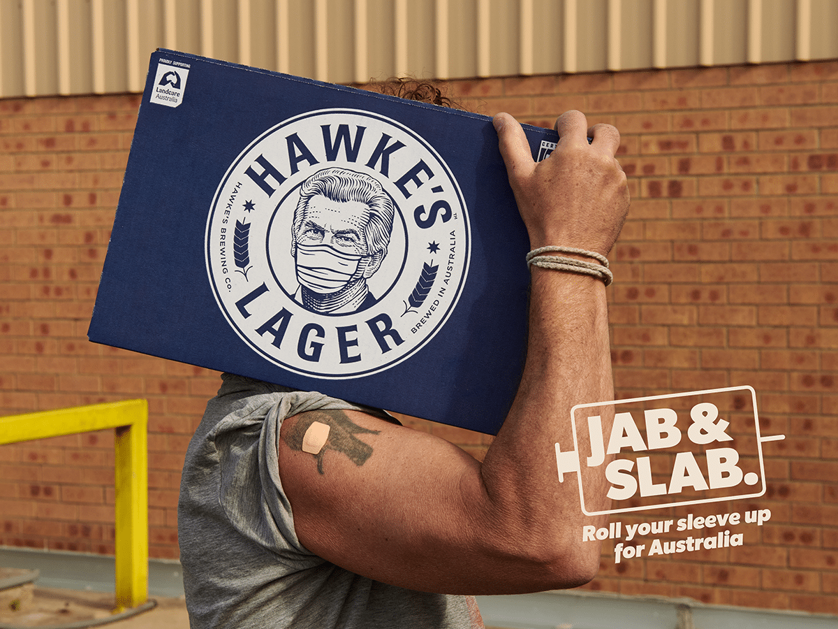 Bob Hawke Jab & Slab