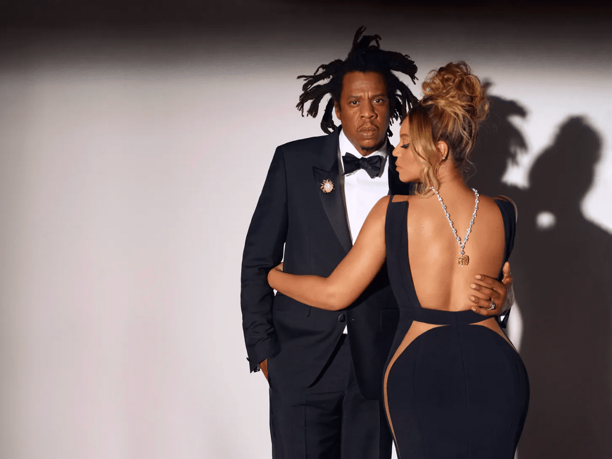 Beyonce and Jay-Z Tiffany & Co