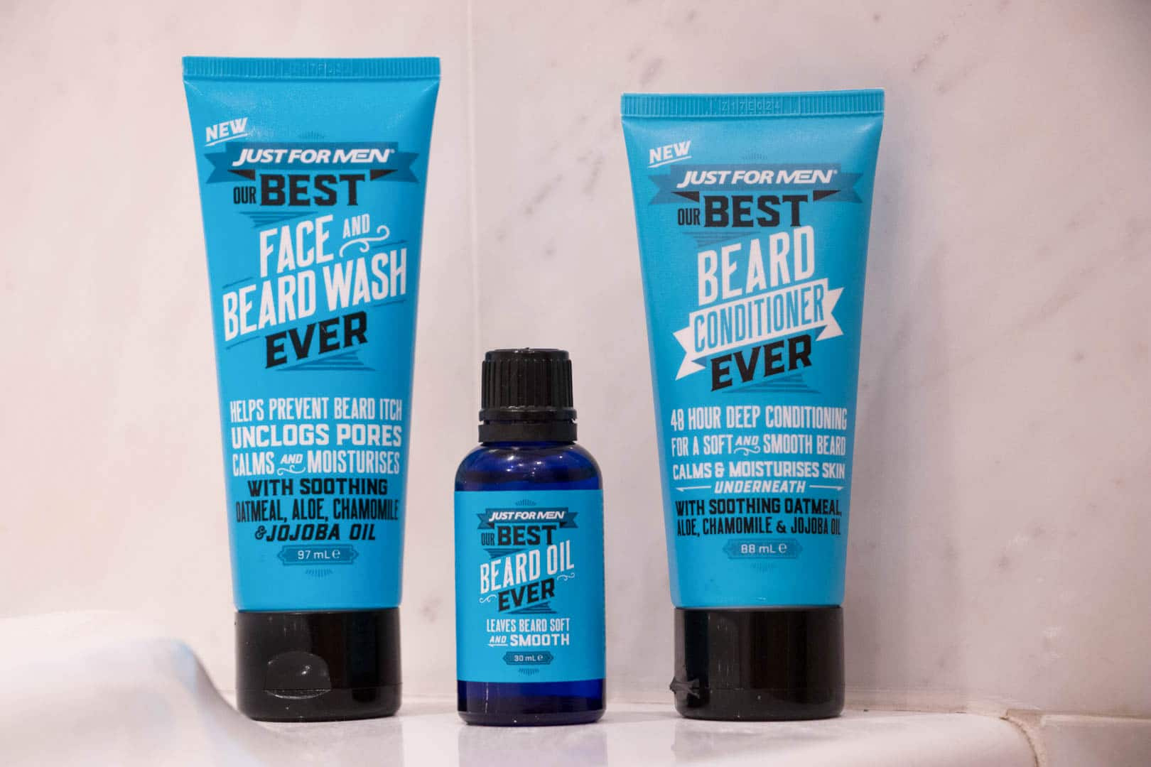 face and beard wash ever