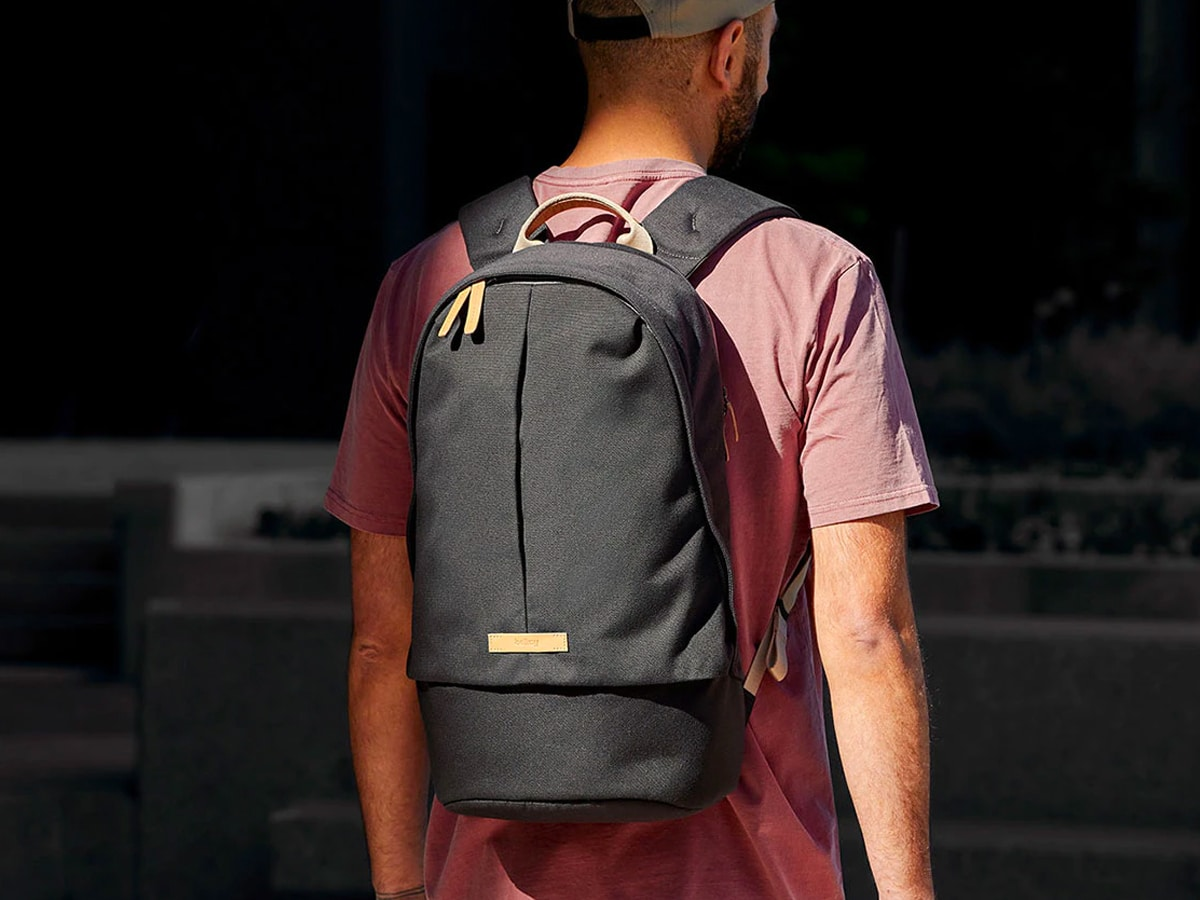 Last minute fathers day gift guide bellroy classic backpack
