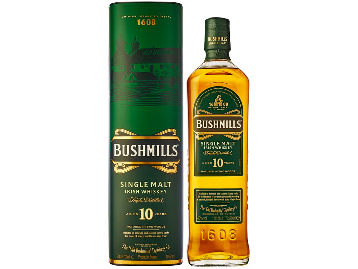 Last minute fathers day gift guide bushmills