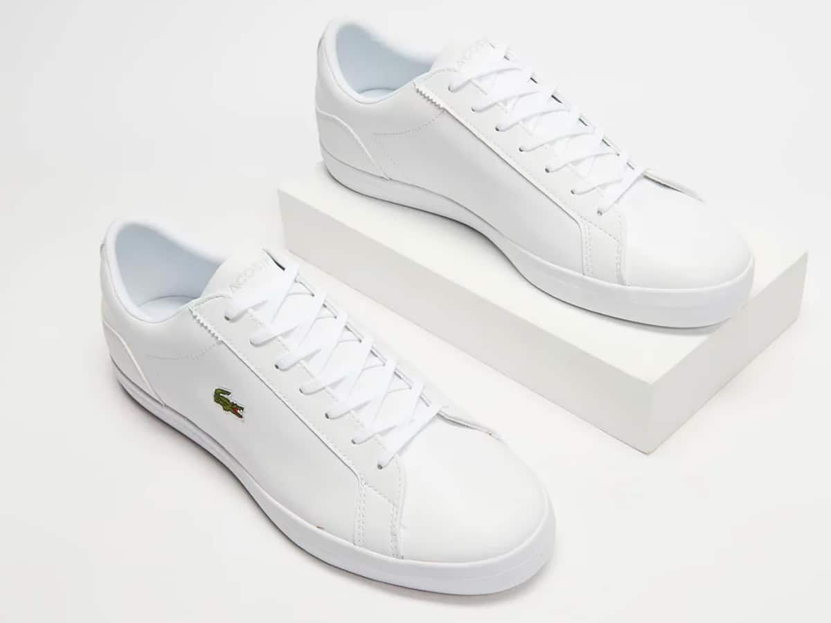 Last minute fathers day gift guide lacoste sneakers