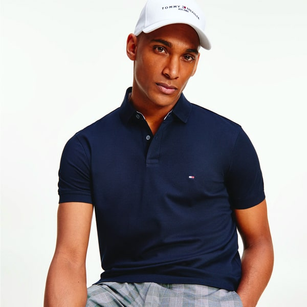 Tommy hilfiger 1985 polo square