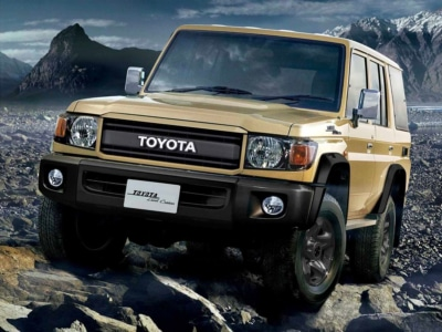 Toyota LandCruiser 70th Anniversary Edition is a Big, Boxy Ode to the Outback Warrior