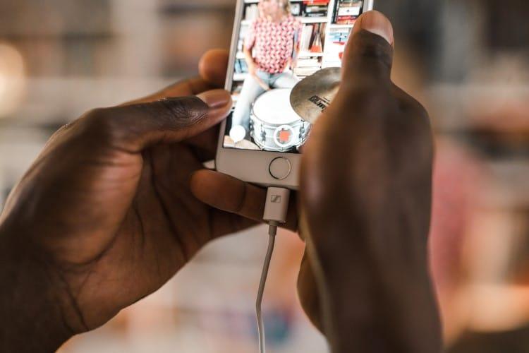 sennheiser ambeo smart headset attached mobile usb