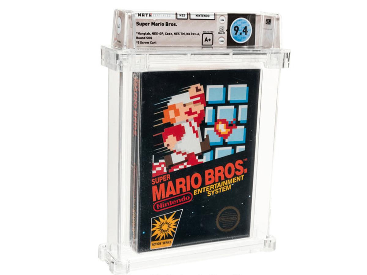 Super Mario Braz