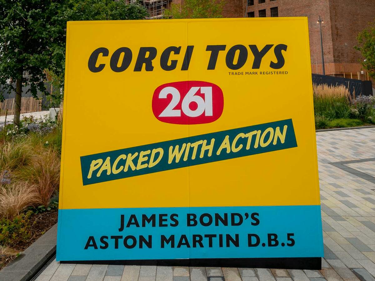 Aston Martin James Bond Launch