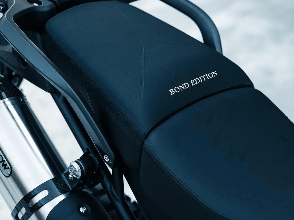 Triumph New Tiger 900 Bond Edition