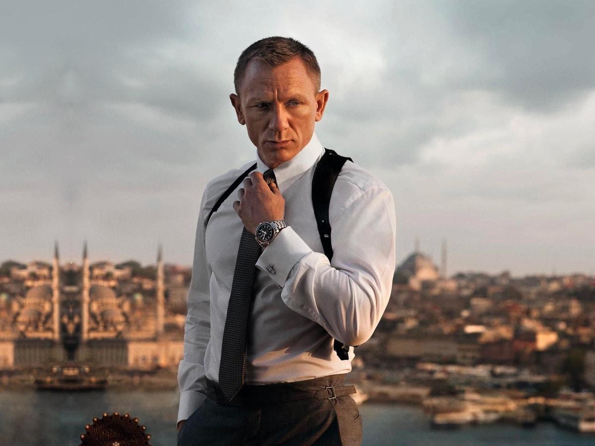 1 daniel craig bond not a woman