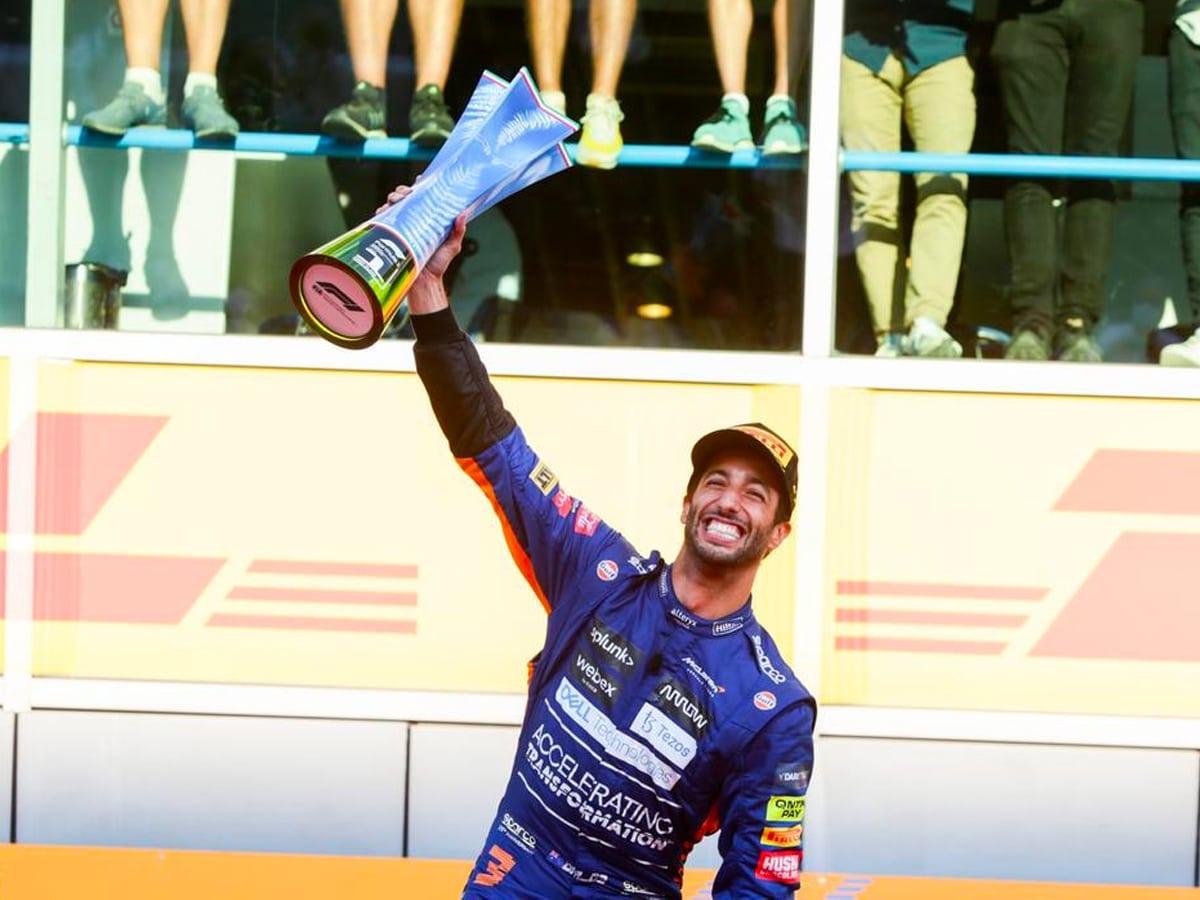 1 daniel ricciardo italian grand prix