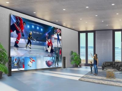 LG's Behemoth 325-Inch 8K Direct-View LED TV is Worth $2 Million