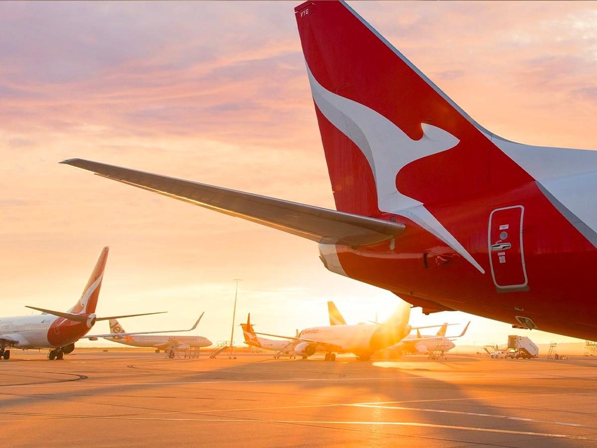 1 qantas resuming international flights