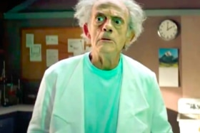 1 rick and morty live action