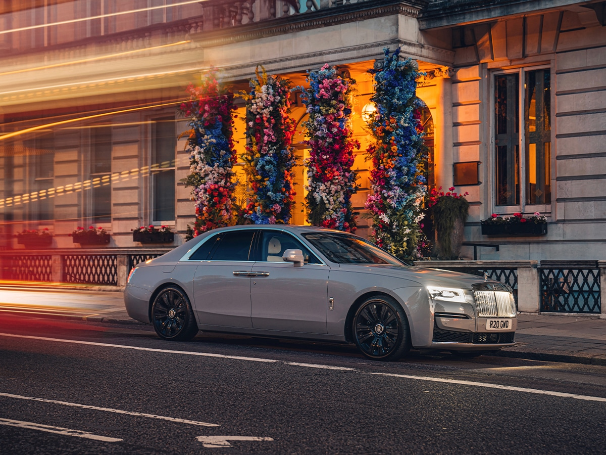 1 rolls royce ghost review