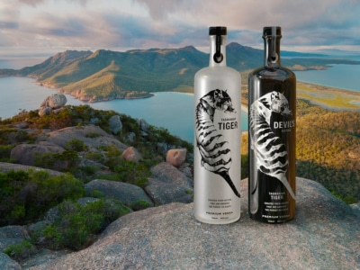 This Tasmanian Vodka Brand is Searching for the Island's Mythic Tiger