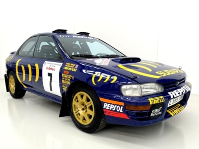 Barn Find Subaru Impreza Rally Car Driven By Colin McRae and Carlos Sainz Could Fetch $1 Million