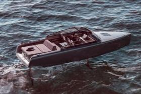 2 candela c 8 hydrofoil speedboat