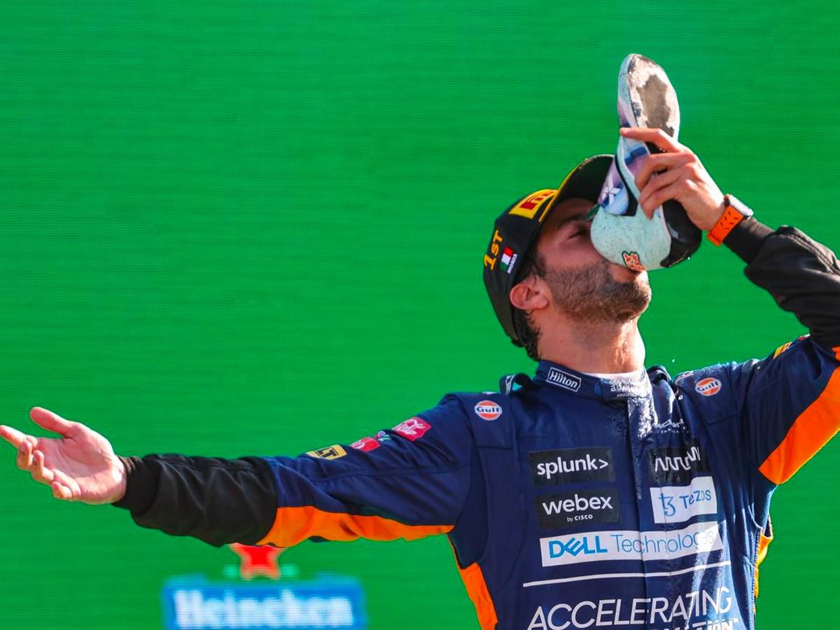 2 daniel ricciardo italian grand prix