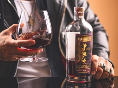 Portland's Eastside Distilling Re-Launches Oregon Marionberry Whiskey
