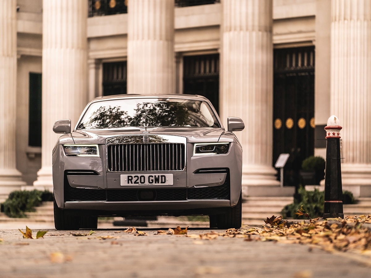 2 rolls royce ghost review