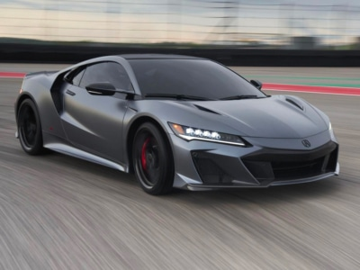 Acura 2022 NSX Type S Sells Out in Under 24 Hours