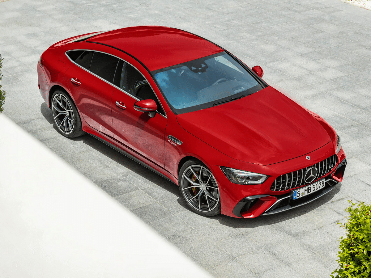 2022 mercedes amg gt63 s e performance top down
