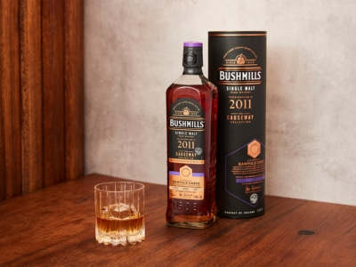 Bushmills Causeway Collection Returns with Ultra-Exclusive 2011 Banyuls Cask