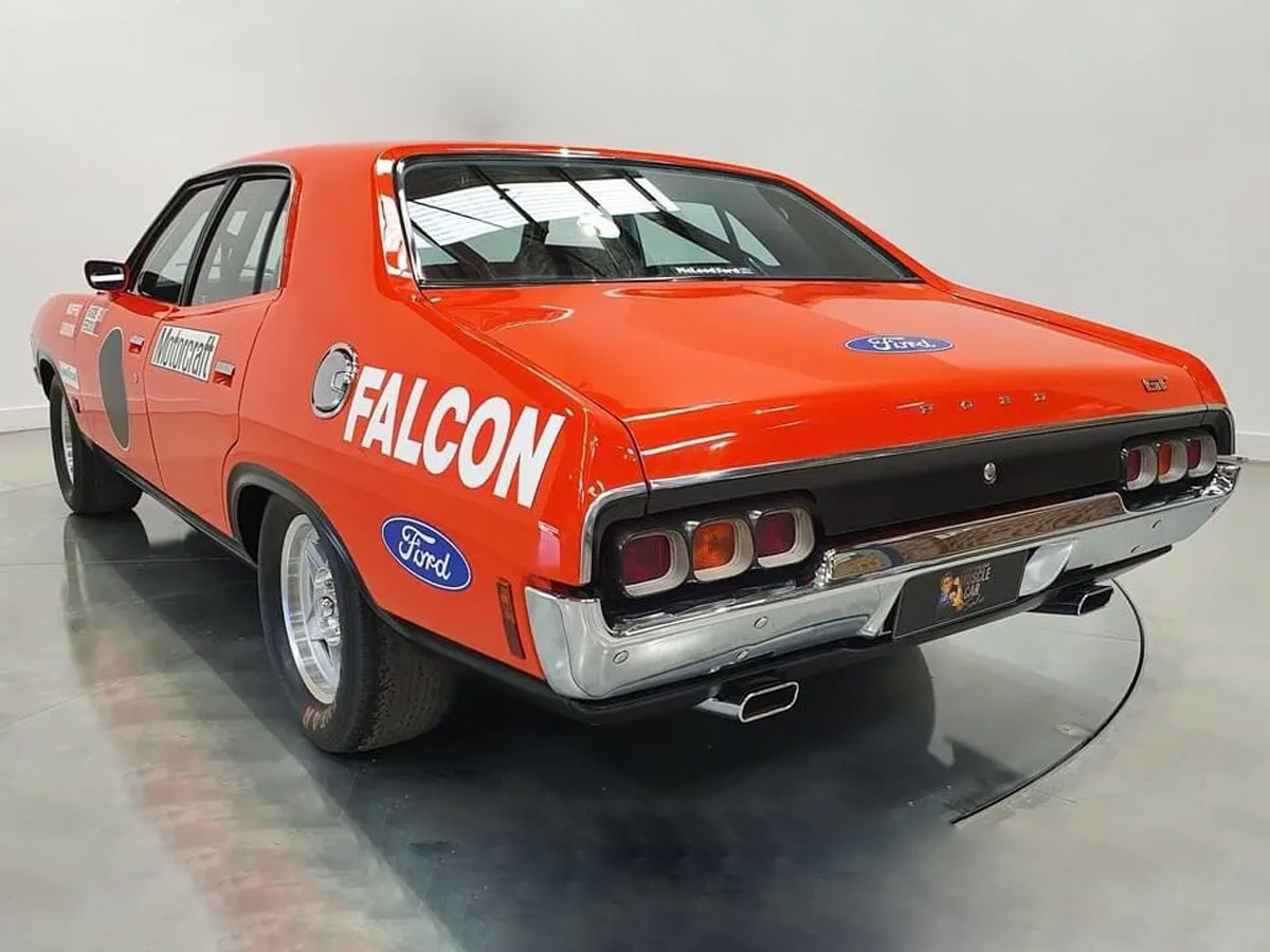 3 ford falcon gtho phase iv