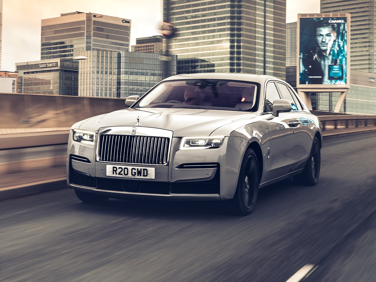 3 rolls royce ghost review
