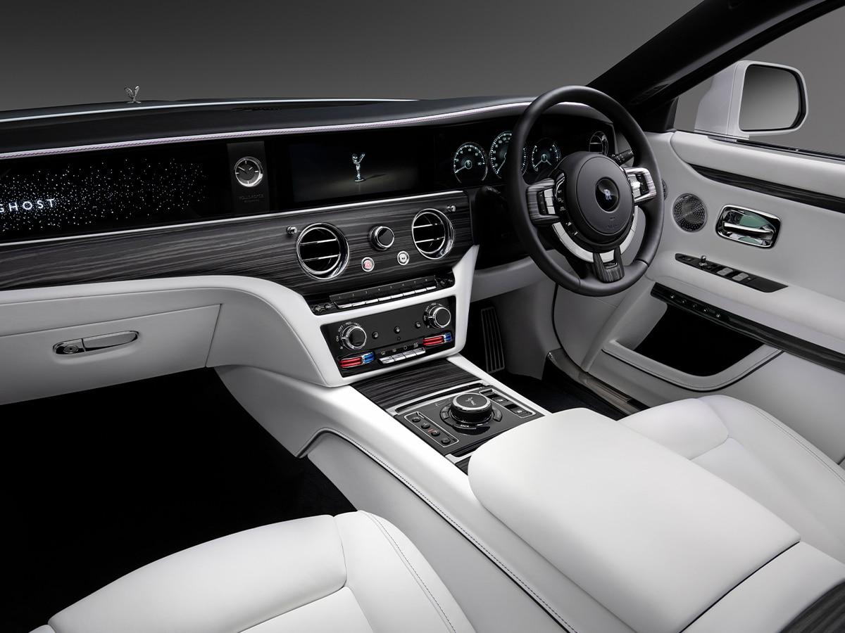 4 rolls royce ghost review